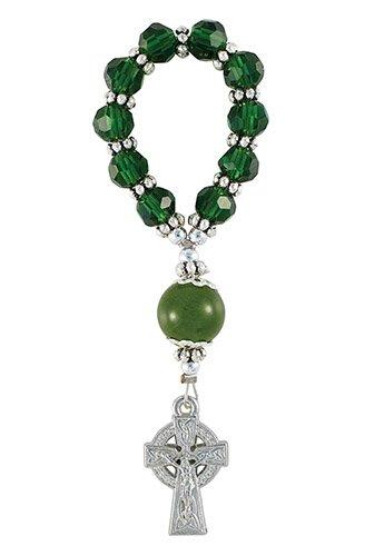 Celtic Crucifix Finger Rosary