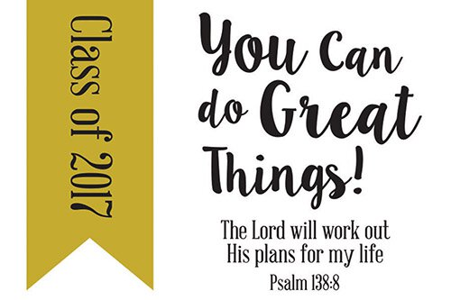 Pass It On: Do Great Things