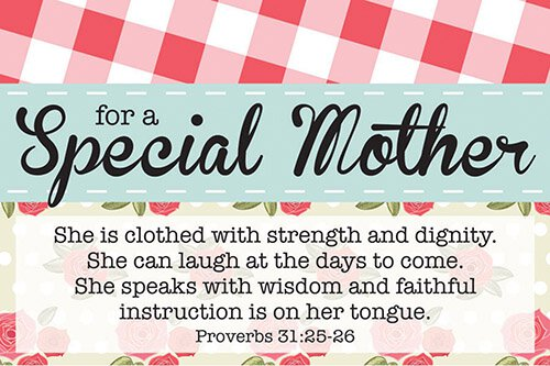 Pass It On - For A Special Mother