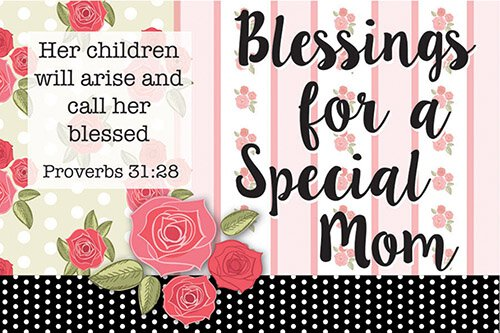 Pass It On - Blessings Special Mom