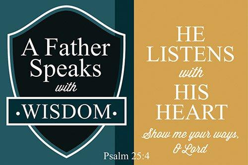 Pass It On - Speaks With Wisdom