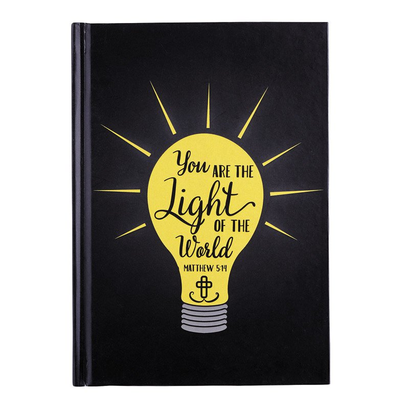 Light of the World Journal - 12/pk