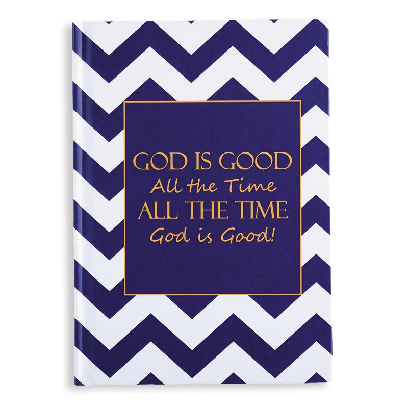 God is Good Journal - 12/pk