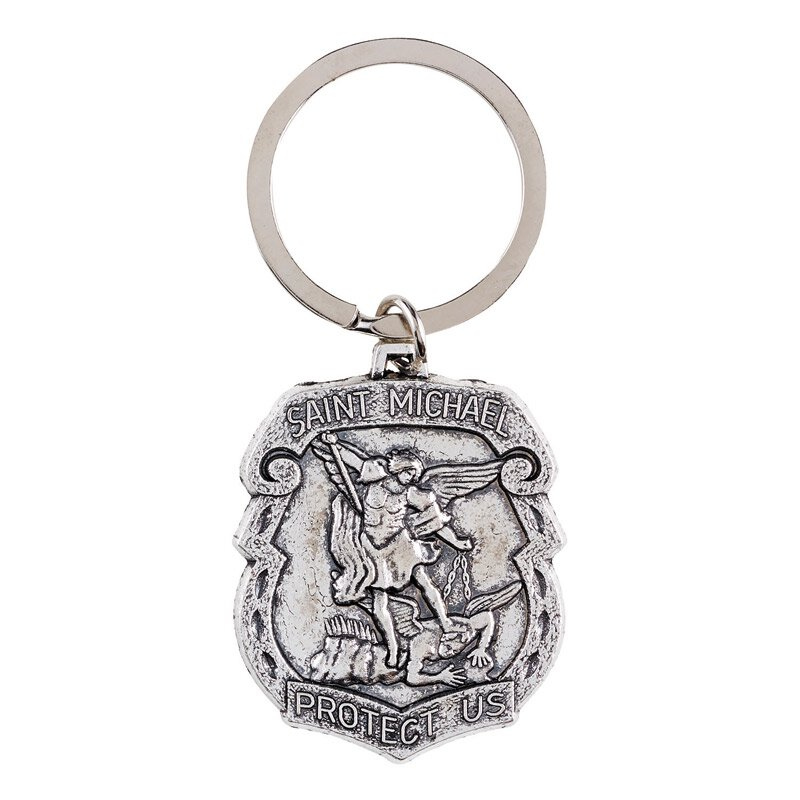 St. Michael the Archangel Key Chain - 12/pk