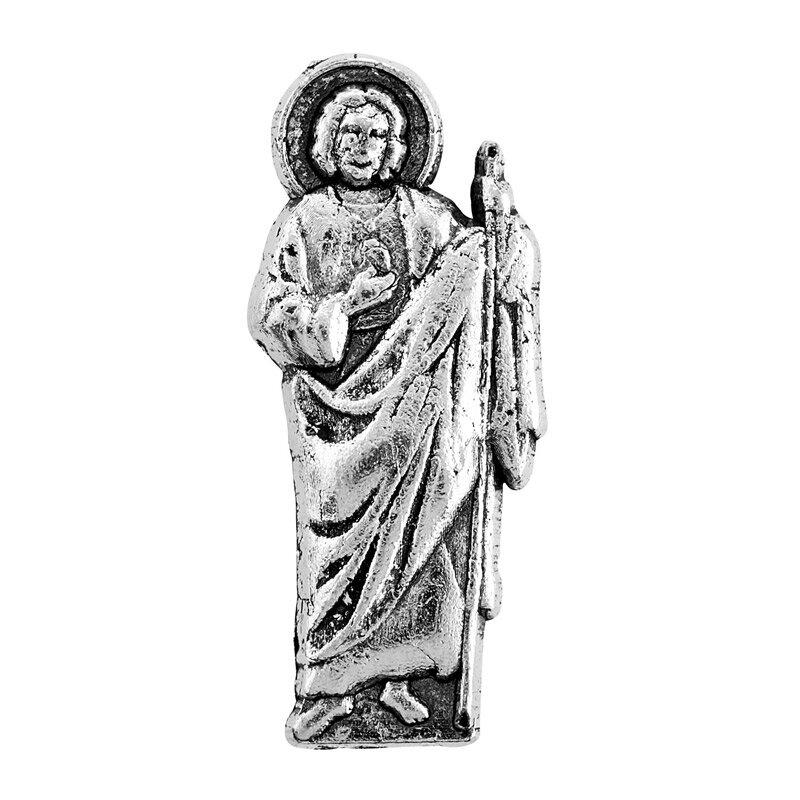 St. Jude Pocket Statue - 24/pk