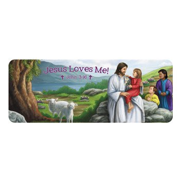 Catholic gifts easter gifts lent gifts religious items autom the easter story jumbo bookmark 36pk negle Gallery