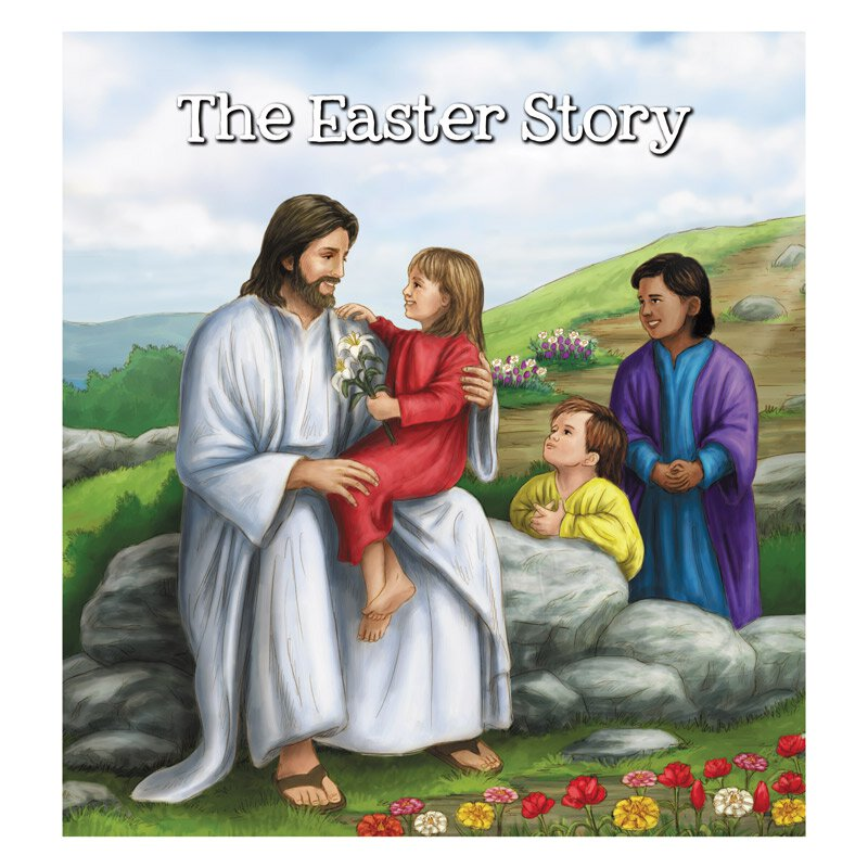 The Easter Story Book - 12/pk