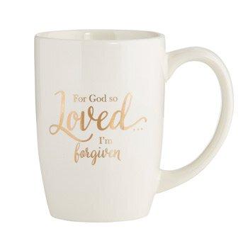 For God So Loved Gift Mug - 6/pk