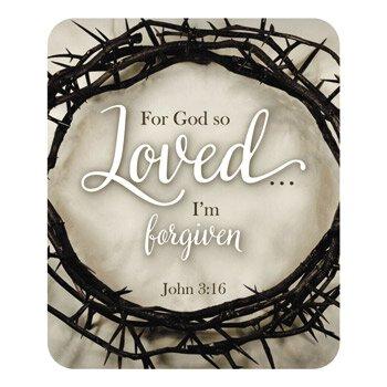 For God So Loved Magnet - 24/pk