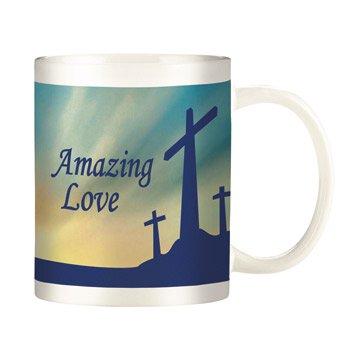 Amazing Love Mug - 12/pk