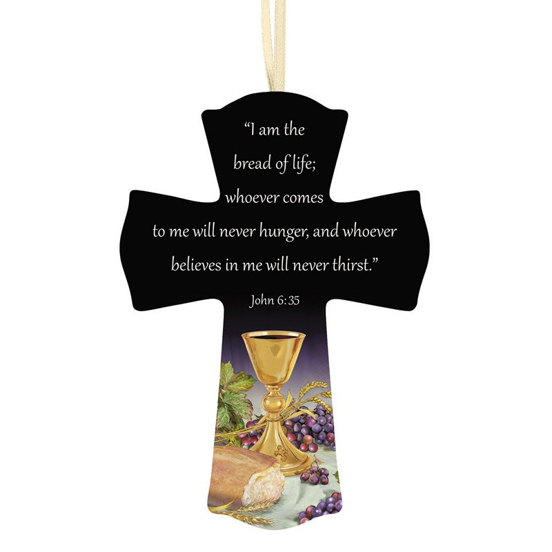 Body of Christ First Communion Cross - 12/pk