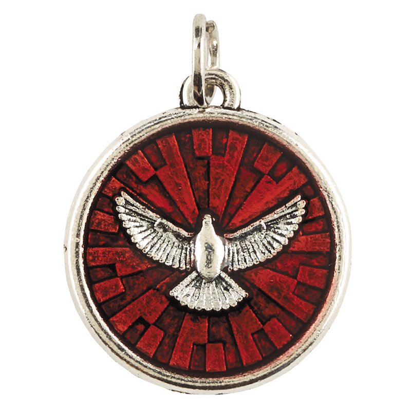 Come Holy Spirit Confirmation Medal - 24/pk