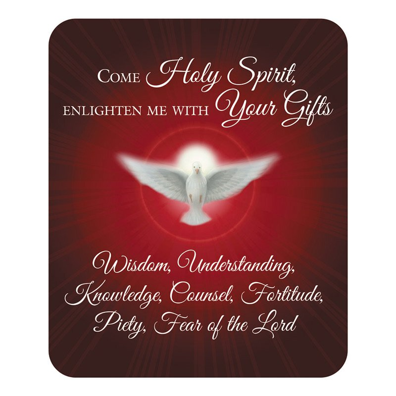 Come Holy Spirit Confirmation Magnet - 24/pk