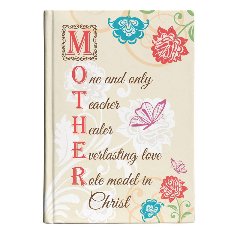 Mother Acronym Journal - 12/pk