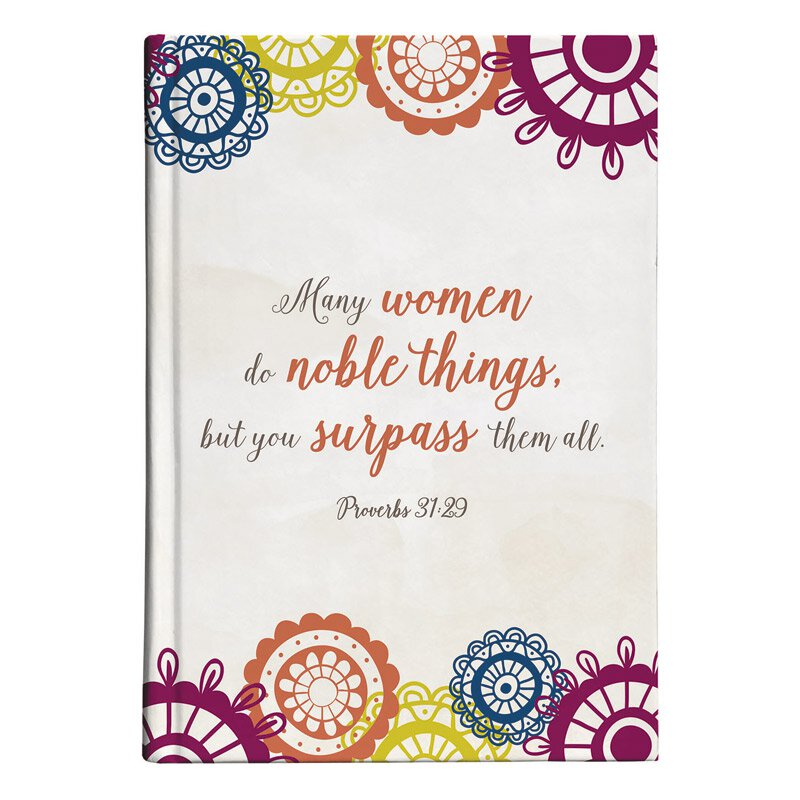 Noble Woman Journal - 12/pk