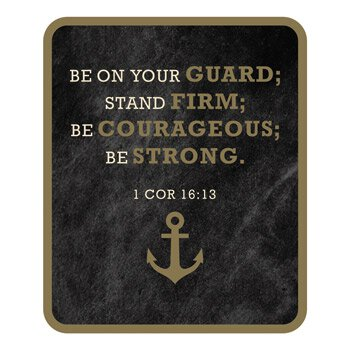 Be Strong Magnet - 24/pk