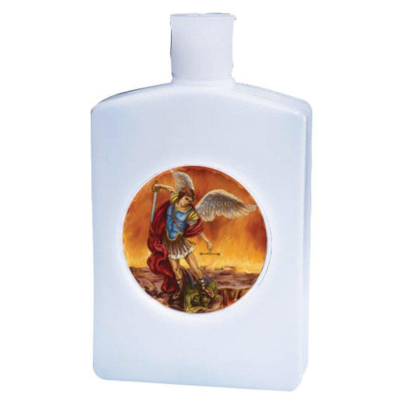 St. Michael Holy Water Bottle - 12/pk