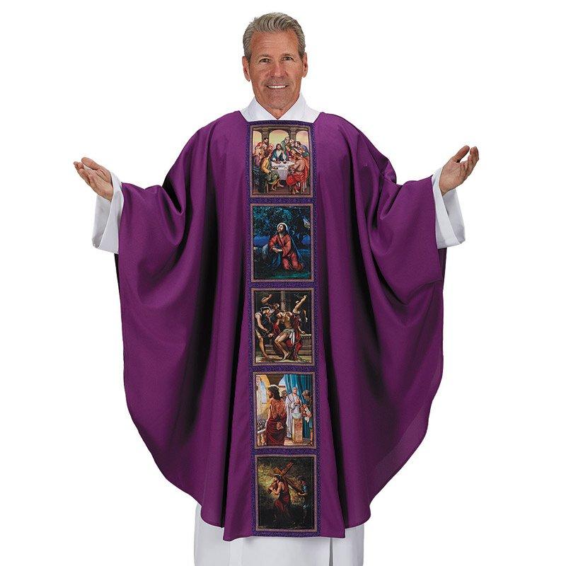 Lenten Story Chasuble