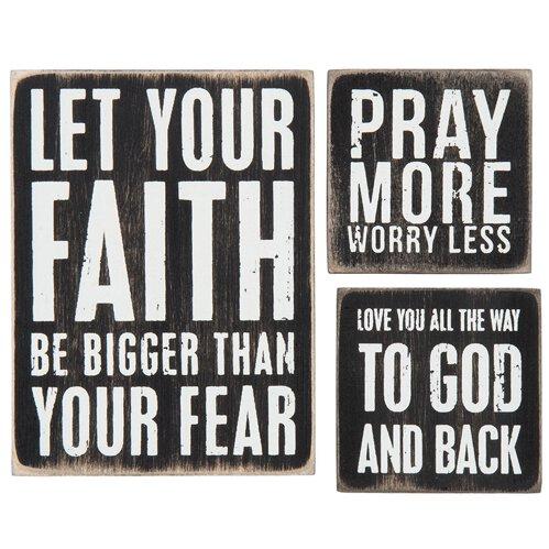 Faith Magnet Set