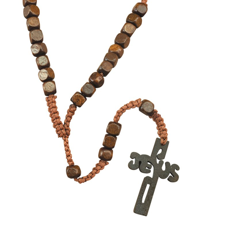 Jesus Cross Rosary - 24/pk