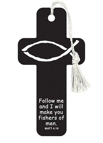 Cross Bookmarks Follow Me