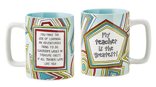 Greatest Teacher Mug
