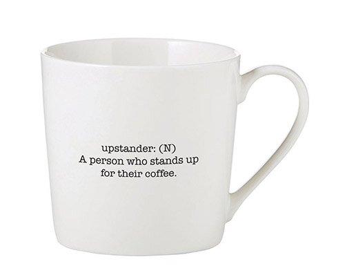 Upstander Cafe Mug