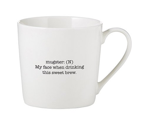 Mugster Cafe Mug