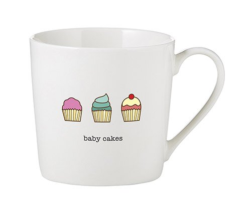 Baby Cakes Café Mug
