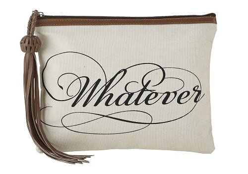 Whatever Clutch with Tassel