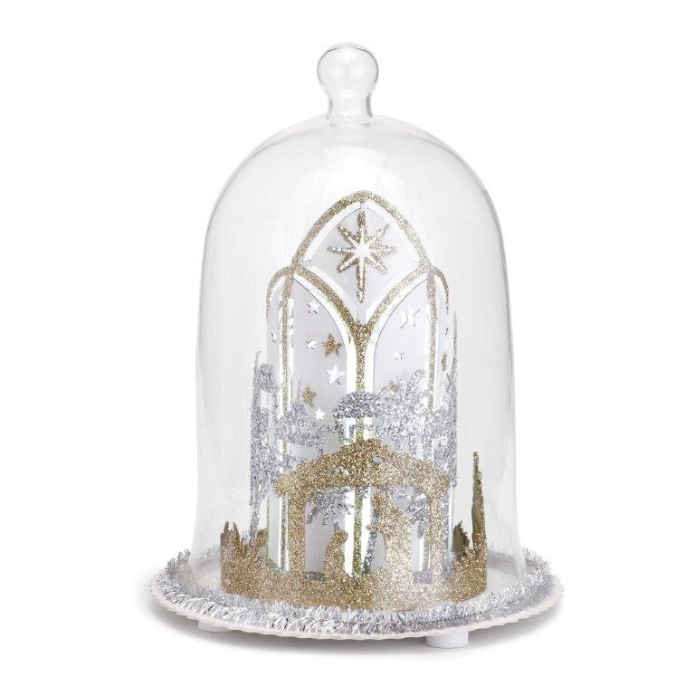 Nativity Cloche