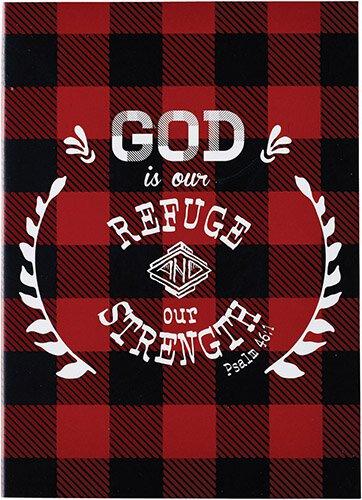 Padfolio Refuge And Strength