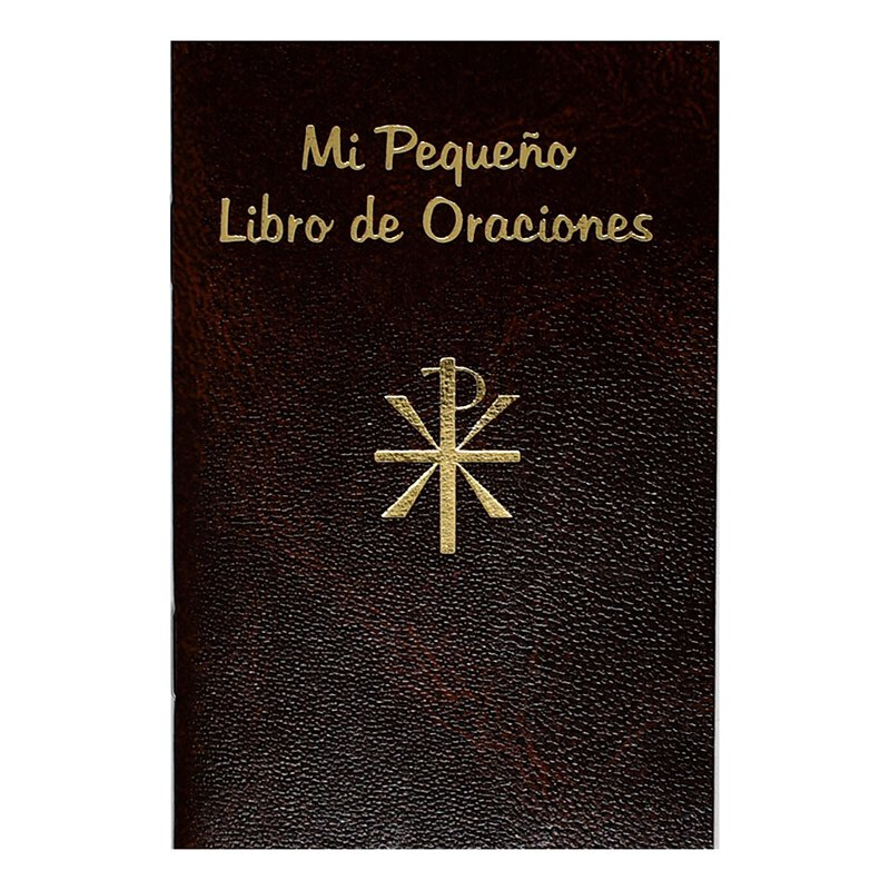 Mi Pequeño Libro de Oraciones (My Little Book of Prayers)