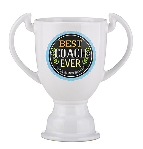 Trophy Mug - Best Coach Ever