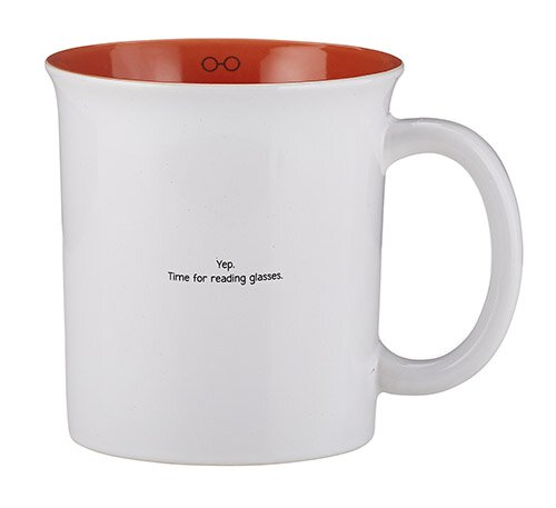 Small & Snarky Mug - Time For Readers