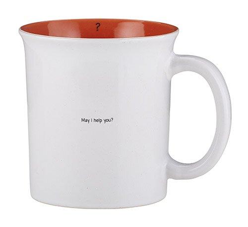 Small & Snarky Mug - Can I Help You?