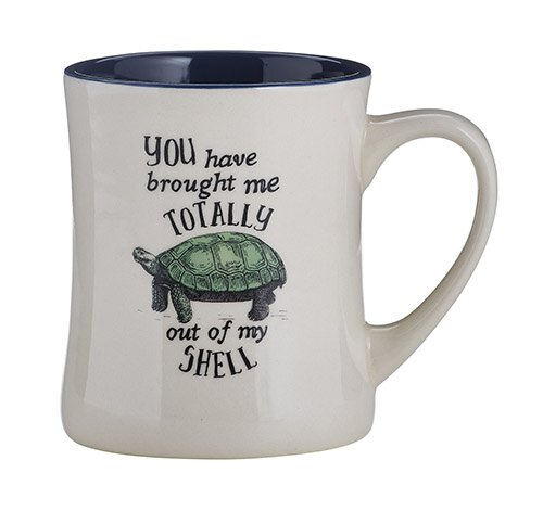 Creature Comforts Mug - Out Of My Shell