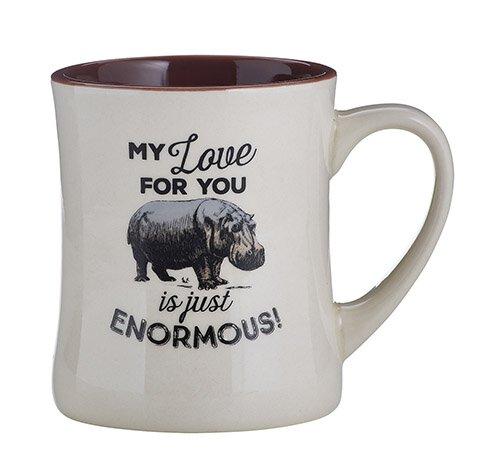 Creature Comforts Mug - Enormous Love
