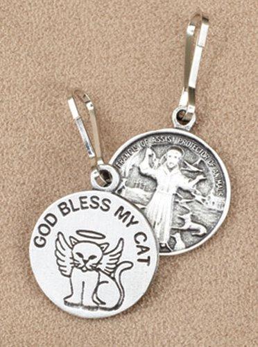 Cat Pet Medal  - 12/pk