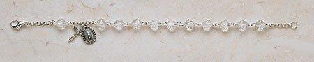 Crystal Vienna Sterling Silver Bracelet