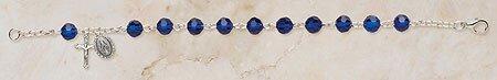 Sapphire Vienna Sterling Silver Bracelet