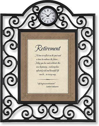 Retirement Clock
