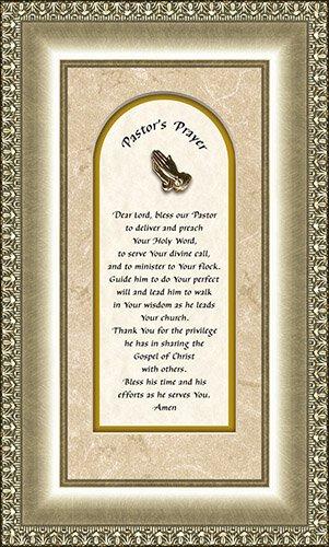 Pastor's Prayer