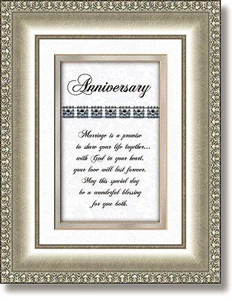 Anniversary Christian Verse