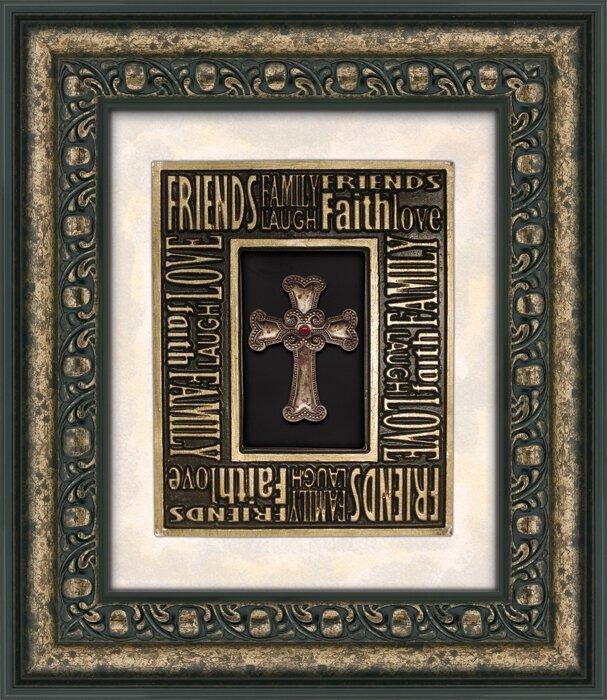 Faith - Silver Cross