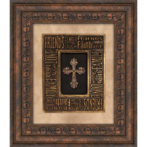 Friends - Gold Cross