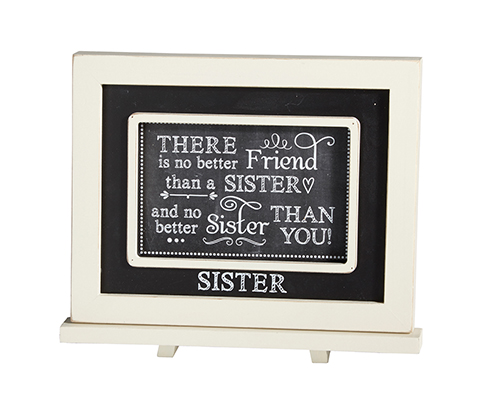 Chalkboard Messages - Sister