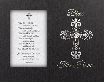 Glowing Treasures - Bless This Home Psalm 91:11