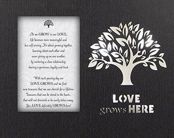 Glowing Treasures -  Love Grows Here