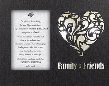 Glowing Treasures - Family and Friends
